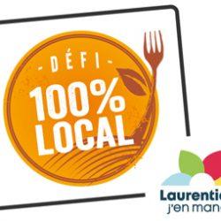 Laurentides j'en mange - En septembre, la région des Laurentides se lance un défi : manger local!